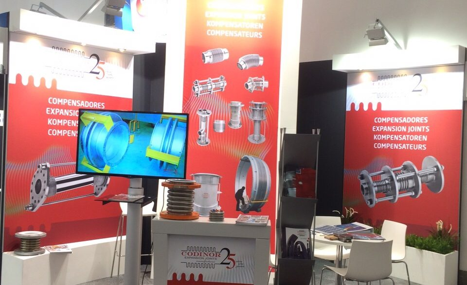 Codinor At ACHEMA 2015