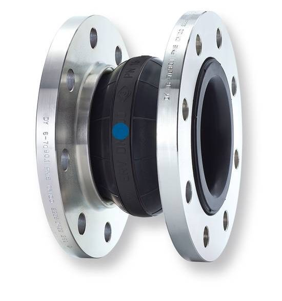 Elaflex Rubber Expansion Joint For Abrasive Media