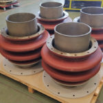 Metallic Expansion Joints On Towers Of Furnaces