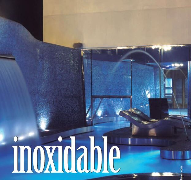 "Article, Magazine ""Inoxidable"""