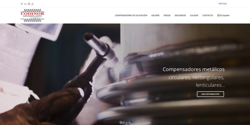 Codinor Estrena Nueva Página Web Y Mucho Más!