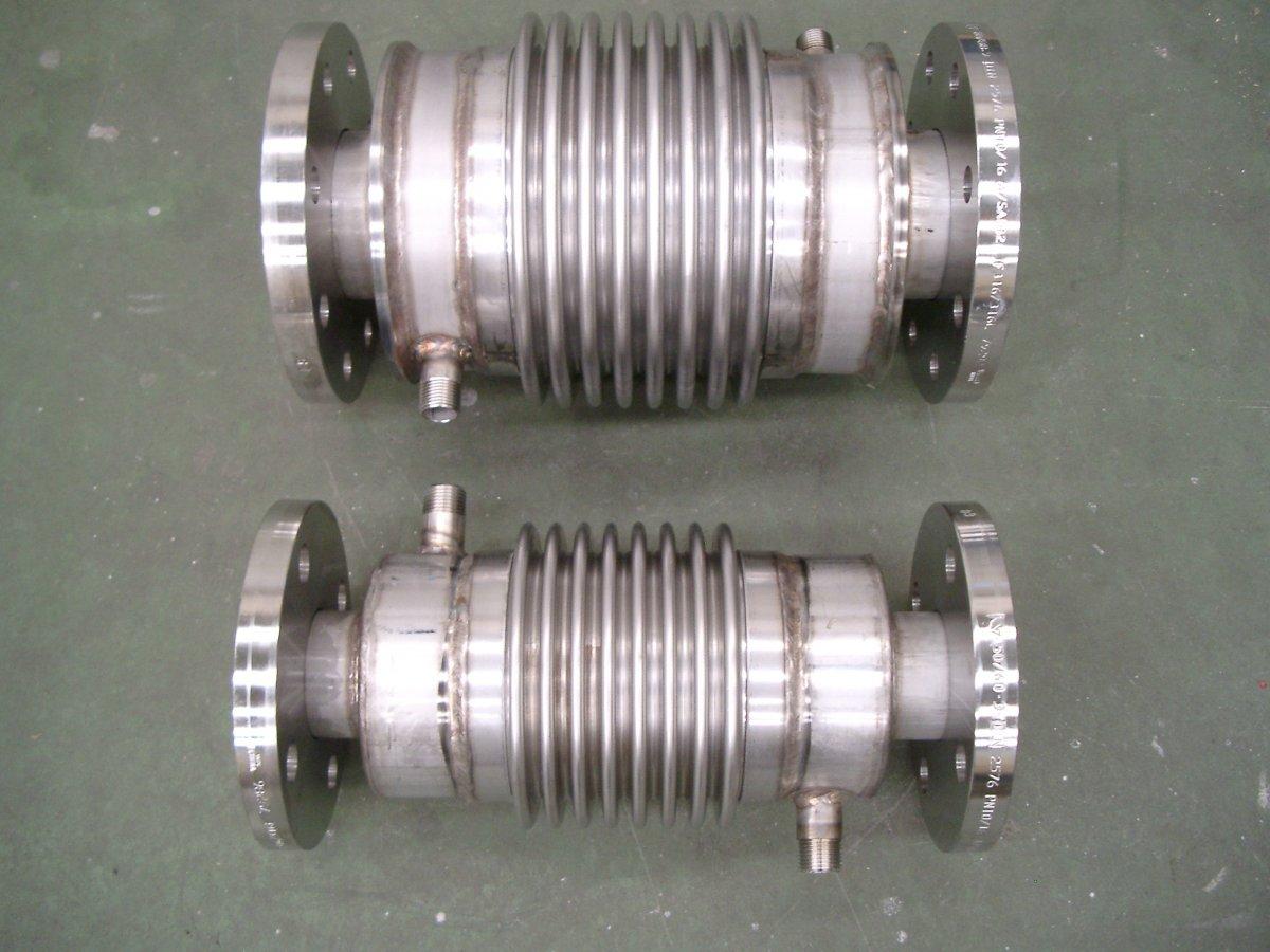 Metallic Compensator