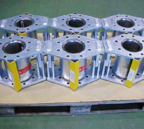 Compensador de dilatación metálica / Junta de expansión metálica