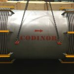 CODINOR Metallic Expansion Joint For Sulphuric Acid Plant