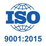 UNE-EN-ISO-9001: 2015 Certificate